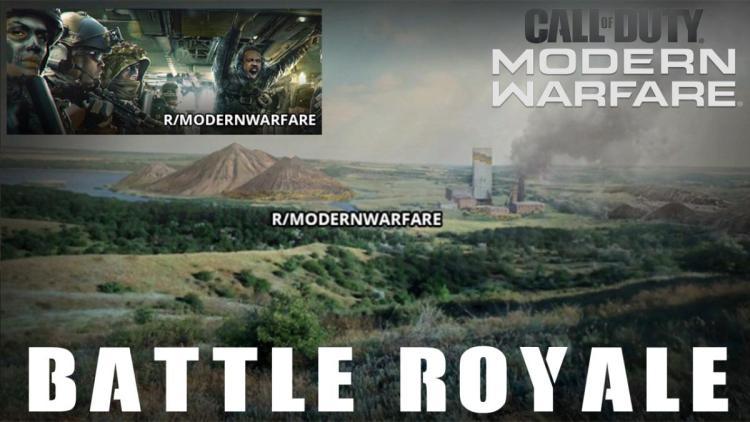 [噂] CoD:MW:200人対戦「バトルロイヤルモード」のマップ、モード、新リスポーンシステム、ミッション、PERK、アーマーなどがリーク