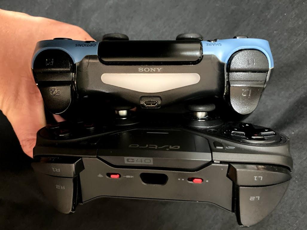 Astro C40 TR -  レビュー:国内発売前「ASTRO C40 TR コントローラー」使用レビュー、DS4からの乗り換えに最適な最強コントローラー