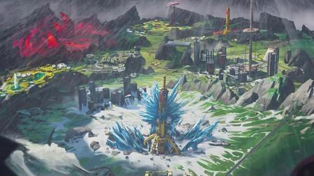 エーペックスレジェンズ:シーズン3マップ「World's Edge」の最終リングはどのエリアが多いのか?統計データが公開