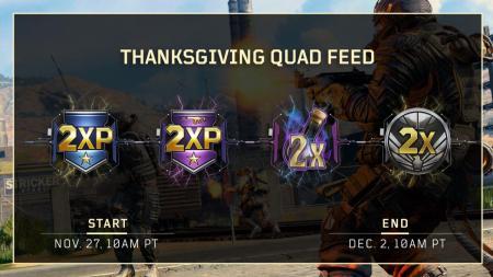 「Thanksgiving Quad Feed」