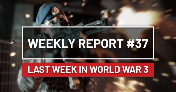 第三次世界大戦FPS『World War 3』:バグ修正と最適化を行うパッチ「0.7.2」が配信、PTEでの今後の予定やクリップコンテストも