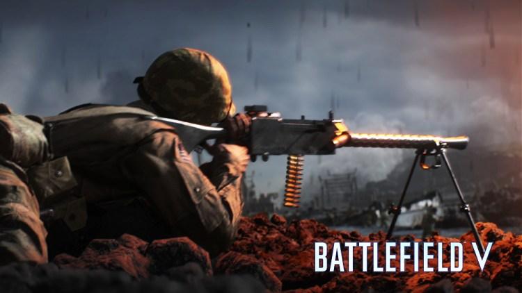 BFV:新武器バランスの初調整内容公開、高レート武器復権や敵視認アイコン弱体化など