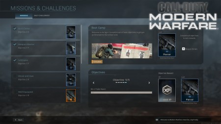 CoDMW_Mission_and_Challenges