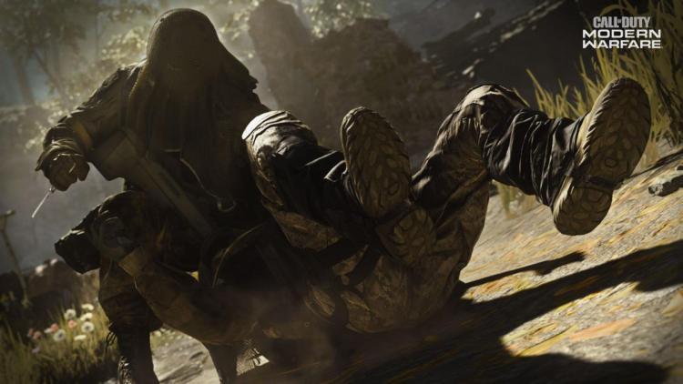 CoD:MW:ゲームモード「GUNFIGHT」へ1vs1と3vs3が登場予定