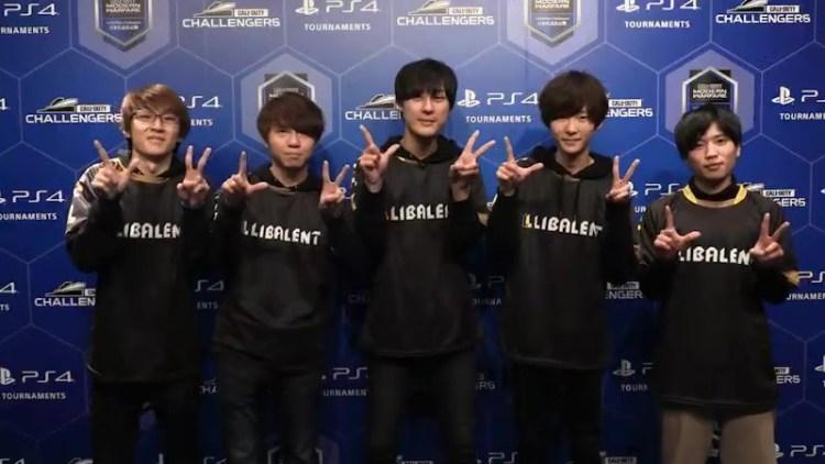 『CoD:MW』日本代表決定戦:プレシーズンマッチ優勝は接戦を制したLibalent Vertex、「CoD Challengers」の出場権獲得