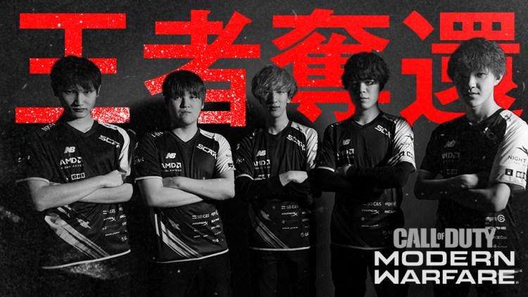 CoD:MW:eスポーツチーム「SCARZ」のCoD部門再始動、DJ KSUKEとのコラボMVも