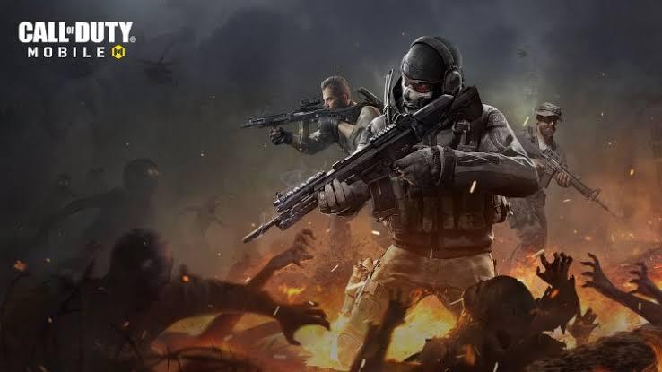 [噂] CoDモバイル:新武器「SVU」が登場か、ゾンビモードのバグで発覚