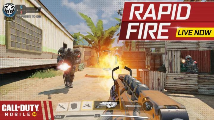 CoDモバイル Rapid Fireモード