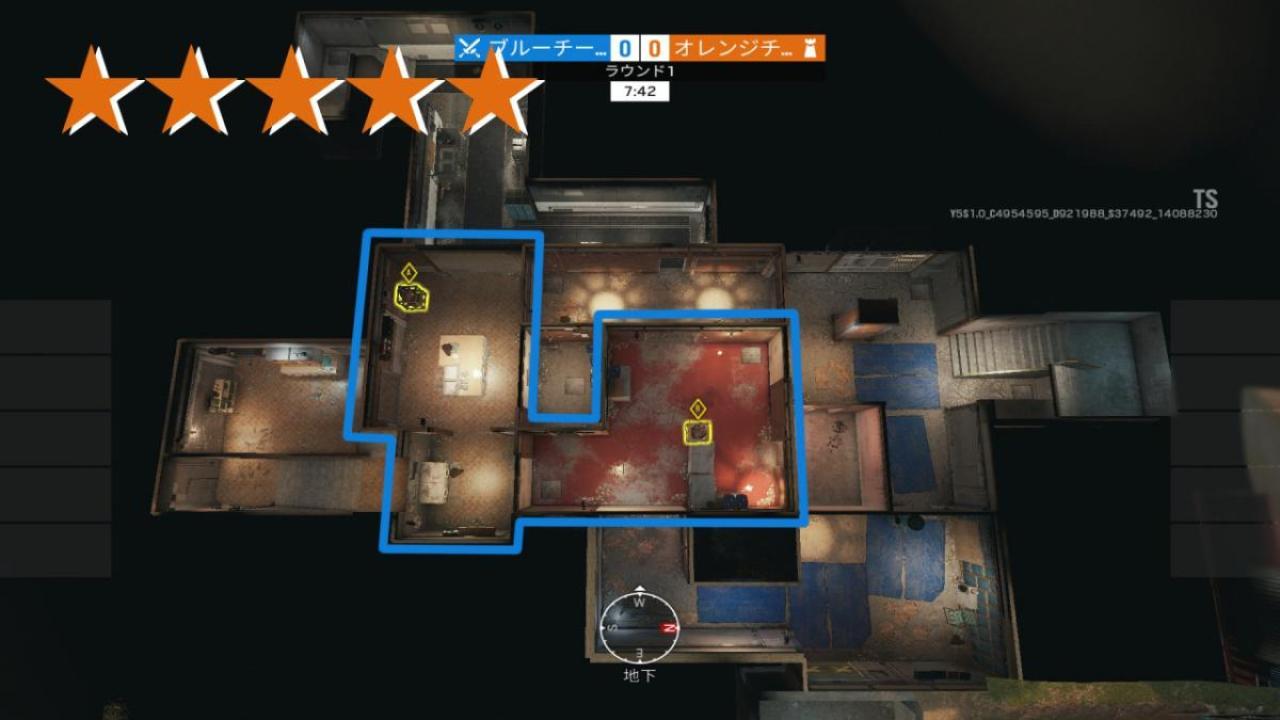 01地下守り全体図