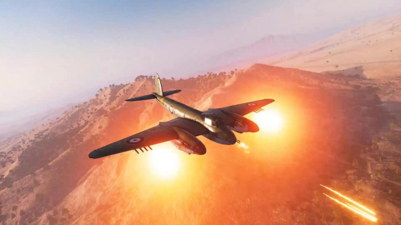 BFV:バランスブレイク?英航空ロケットが全戦車をお手軽瞬殺できて強力すぎると話題に