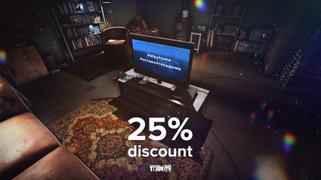 EscapeFromTarkov EFT Stayhome 25%OFF
