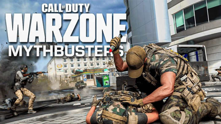 warzone solo CoD:MW Mythbusters