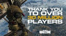 CoD:Warzone:プレイヤー数が驚異の3,000万人突破!3月25日には武器4種「725」「MK2 Carbine」「.50 GS」「EBR-14」追加