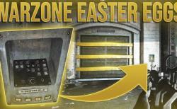 CoD:Warzone:無料バトロワ「ウォーゾーン」に複数のイースターエッグ、イベントやアイテムが隠されている?