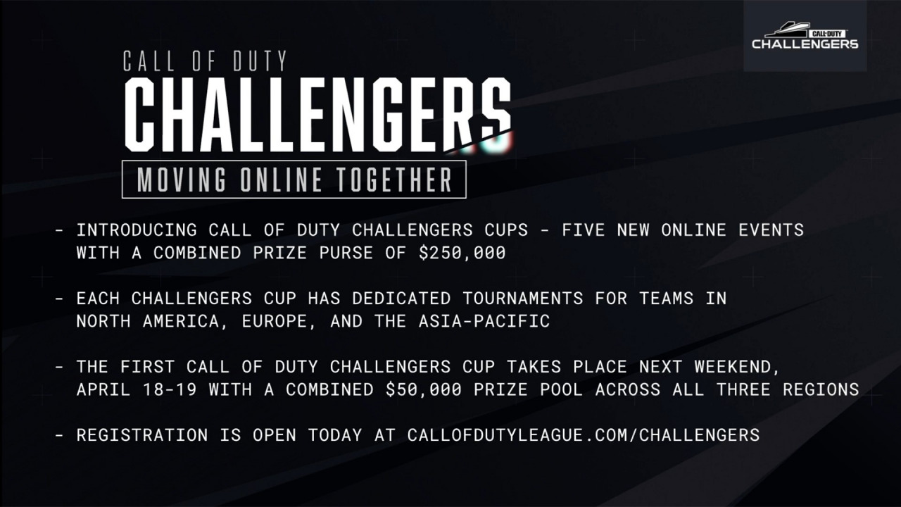 CoD Challengers Cup