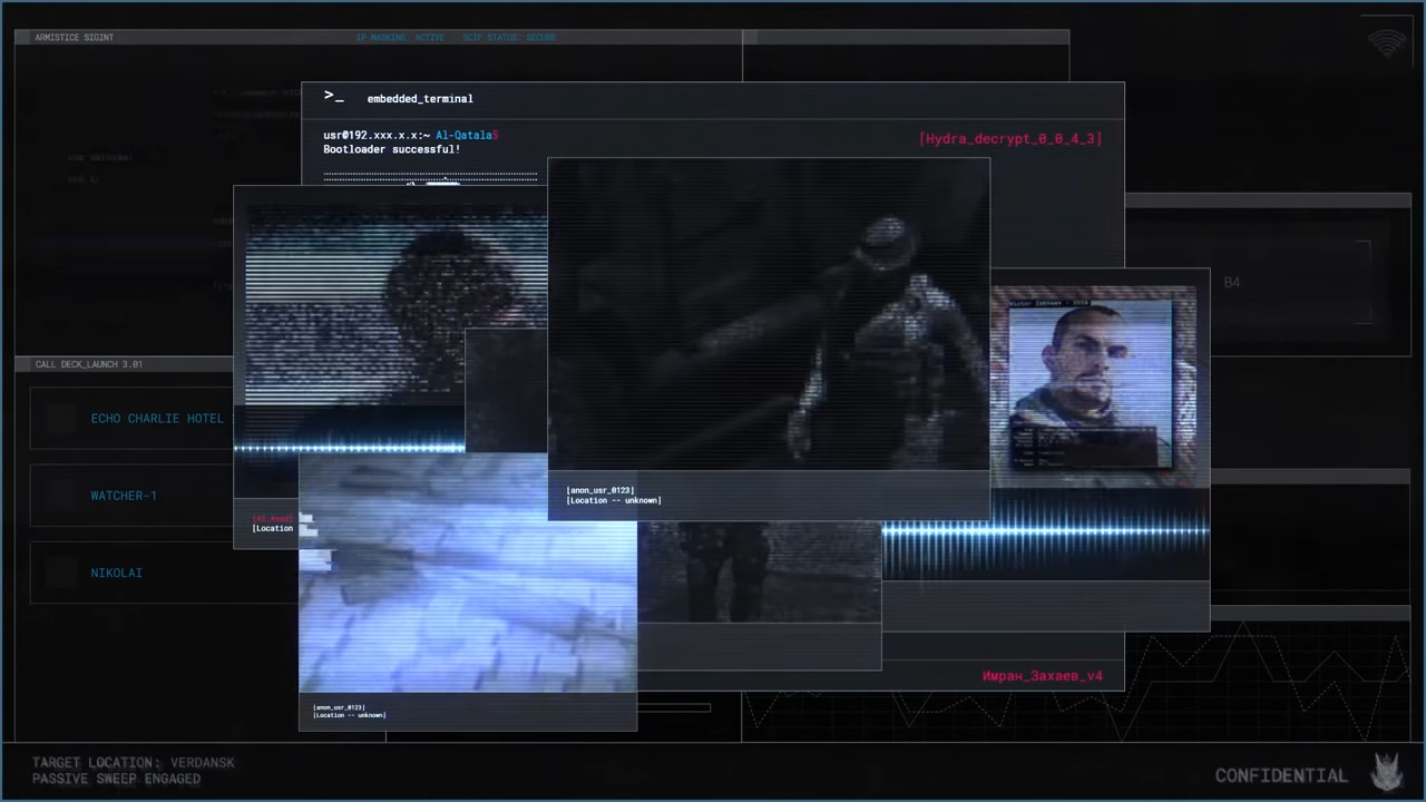 CoD:MW:シーズン4ティザー映像公開、プライス大尉がオペレーターとして使用可能に?