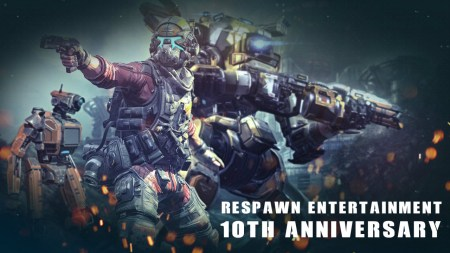 Respawn Entertainment 10周年!『タイタンフォール』『エーペックスレジェンズ』最新作『MoH』まで