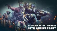 Respawn Entertainment 10周年!『タイタンフォール』『エーペックスレジェンズ』最新作『MoH』までの記念映像