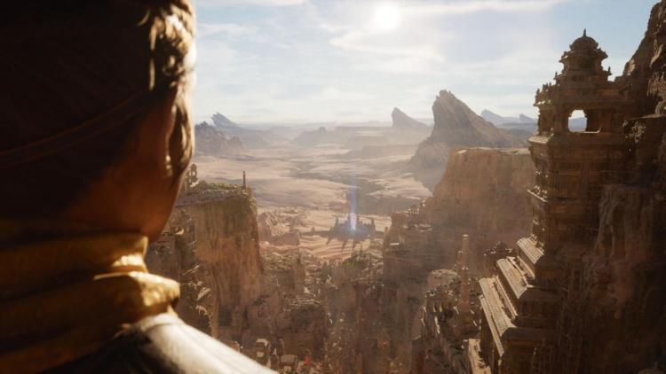 次世代ゲームエンジン「Unreal Engine 5」発表、PS5のデモ映像も初公開