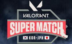 VALORANT:公認トーナメント「VALORANT Super Match」5月23日より開催、日韓トッププレイヤーが激突