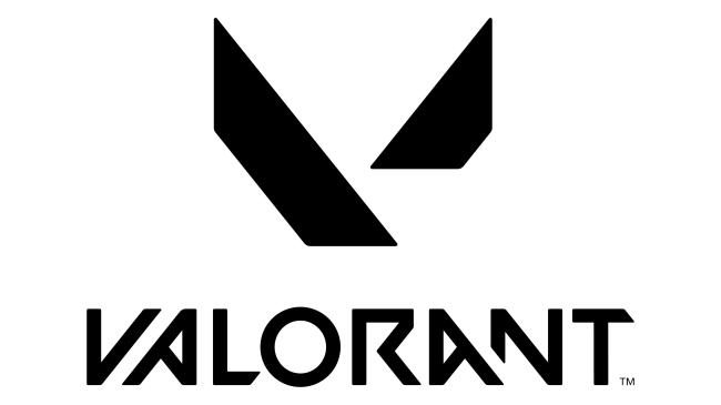 『VALORANT(ヴァロラント)』ロゴ logo