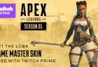 エーペックスレジェンズ:ローバ用の豪華な限定スキン「ゲームマスター」、Twitchプライム会員向けに配信