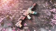 CoDモバイル:レジェンダリー武器「LK24-SAKURA」プレゼント中、TVCM放映記念