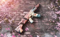 レジェンダリー武器「LK24-SAKURA」