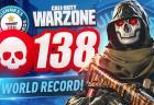 CoD:Warzone: 世界記録が早くも更新、1試合に138キル達成映像