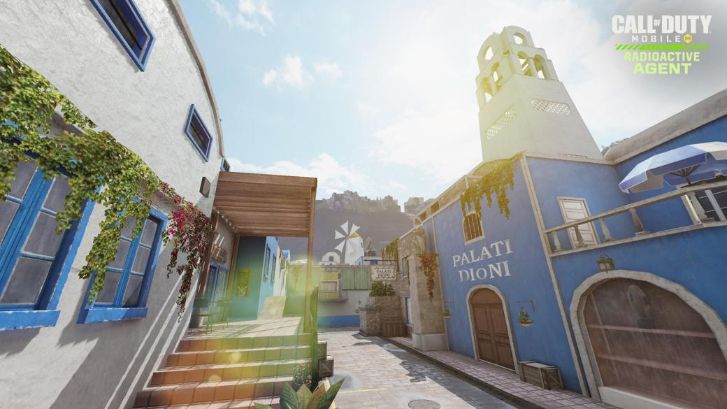 CoDモバイル Tunisia