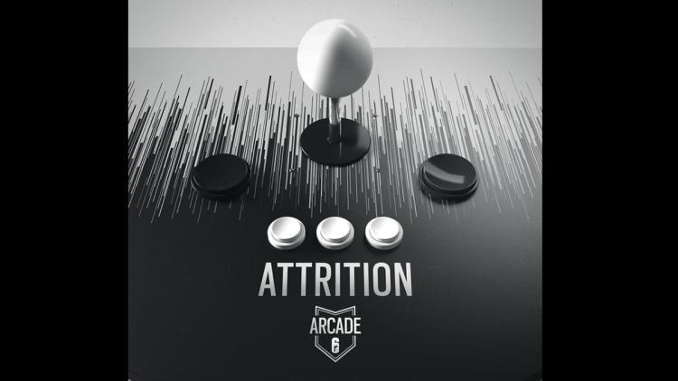 """レインボーシックス シージ: 新イベント「ATTRITION」がスタート、オペレーター""""使い切り""""の新モード"""