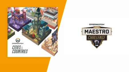オーバーウォッチ:サウンドトラック『Overwatch: Cities & Countries』公開、シグマのチャレンジイベントもまもなく開催