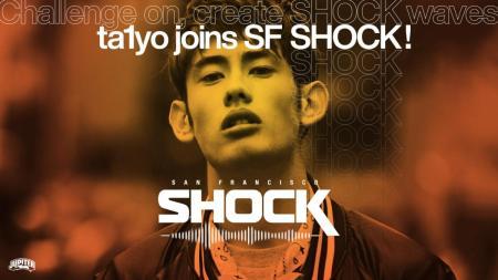 オーバーウォッチ: OWL 2019覇者サンフランシスコ・ショックが日本人プロゲーマー「Ta1yo」選手を獲得、初の日本人リーガー誕生