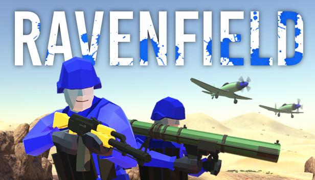 Ravenfield:FPS入門にもオススメ!圧倒的好評の「お手軽BF風」戦場サンドボックスが半額セール(8月1日まで)