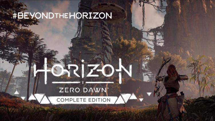 完全版『Horizon Zero Dawn Complete Edition for PC』8月7日発売、PC向けに大幅パワーアップ