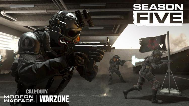 CoD:MW&ウォーゾーン:シーズン5は8月5日スタート、新派閥 Shadow Company(PMC)登場
