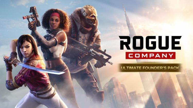 新作チーム制TPS『Rogue Company(ローグカンパニー)』、Twitch視聴で無料ベータテストにアクセス