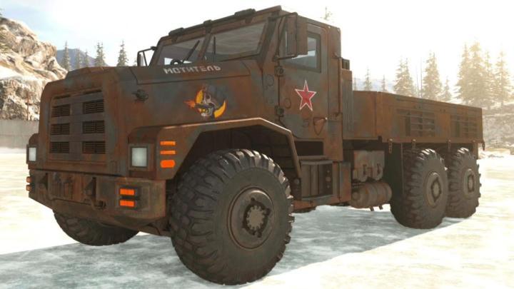 warzone truck