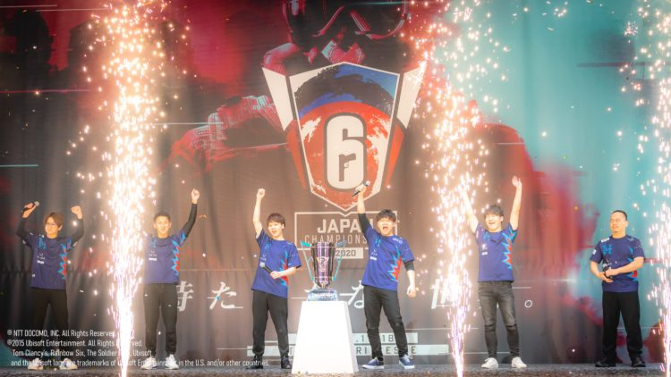 "レインボーシックス シージ:""JAPAN CHAMPIONSHIP 2020 FINAL ROUND"" 完結、優勝はCYCLOPS athlete gaming!"