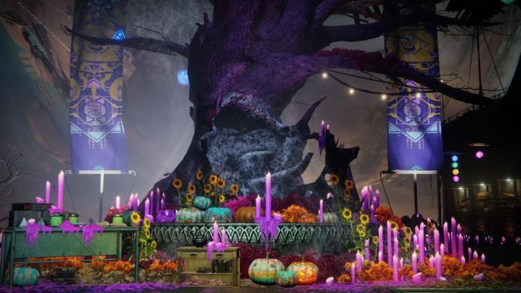 Destiny 2:イベント「死者の祭り」10月7日から開催、限定の装備・装飾を手に入れよう