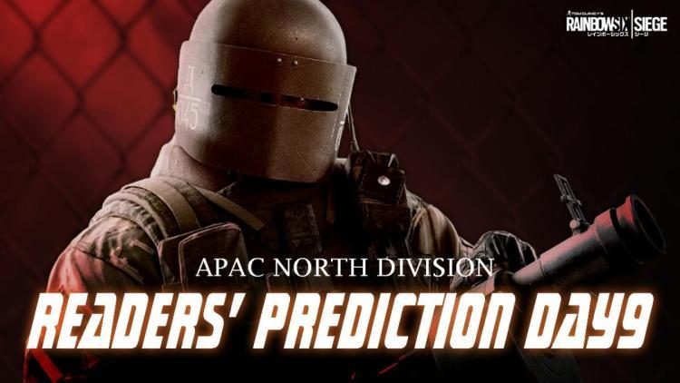 レインボーシックス シージ:APAC NORTHステージ2 読者予想ランクマッチDAY9、波乱の展開で28人に首位獲得のチャンス