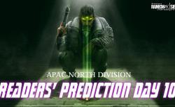 レインボーシックス シージ:APAC NORTHステージ2 読者予想ランクマッチDAY10、単独優勝の可能性は13名にしぼられる