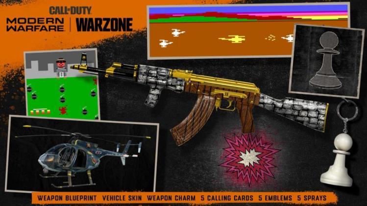 『CoD:BOCW』『CoDウォーゾーン』『CoDモバイル』の武器やスキンなどが無料配布、20種以上の限定アイテムを入手しよう