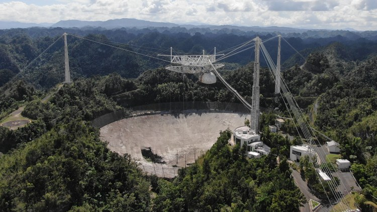 BF4:DICEの予言的中、Rogue Transmissionのアレシボ天文台が2020年にリアル解体