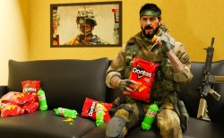 Black Ops Cold War DORITOS MTNDEW