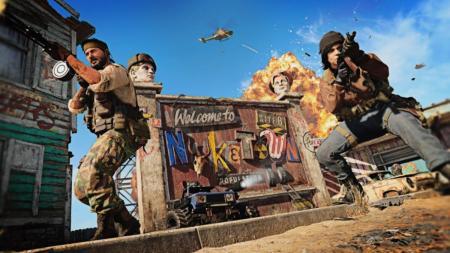 CoD:BOCW:マップ「Nuketown '84」配信開始、ダブルXP&ダブル武器XPイベントも12月1日まで開催