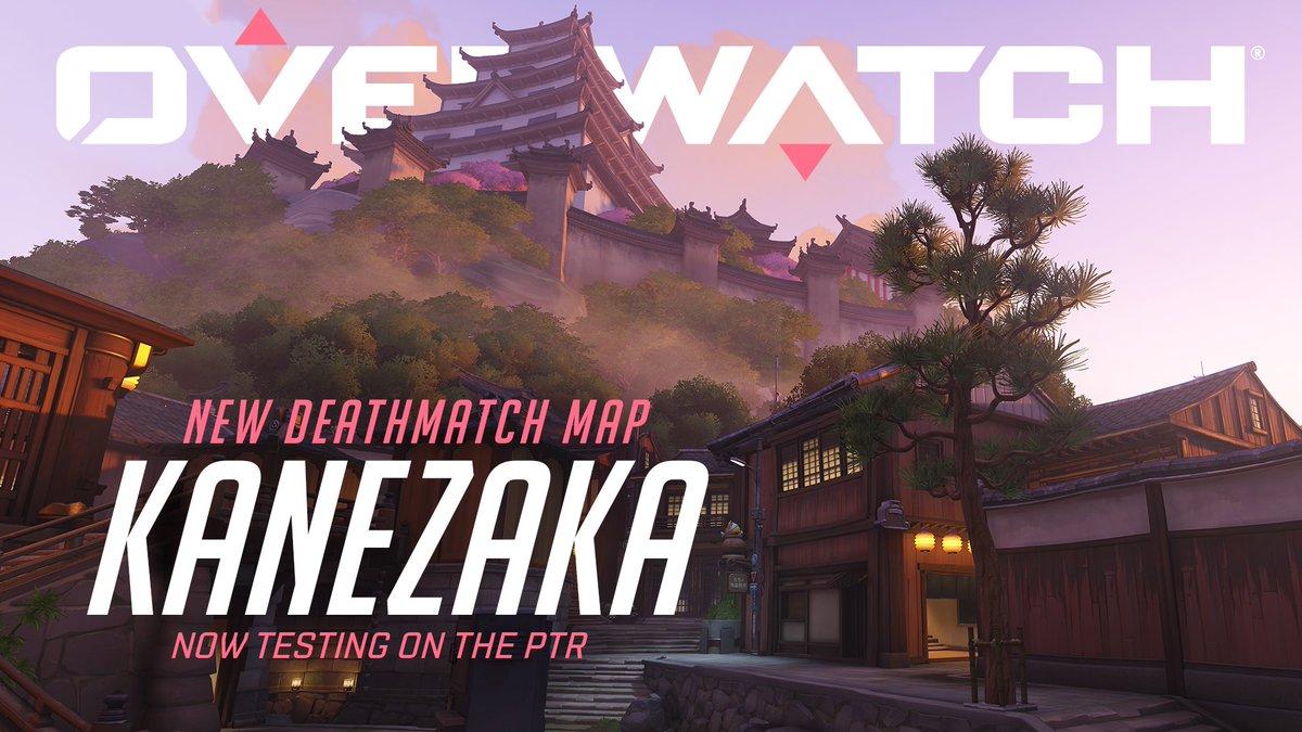 オーバーウォッチ:日本がモデルの新FFAマップ「KANEZAKA(鉄坂)」登場!場所は「HANAMURA」の側で『OW2』のイースターエッグも?(PTR)