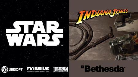 ディズニーが新作タイトルを連続発表、Ubisoftと