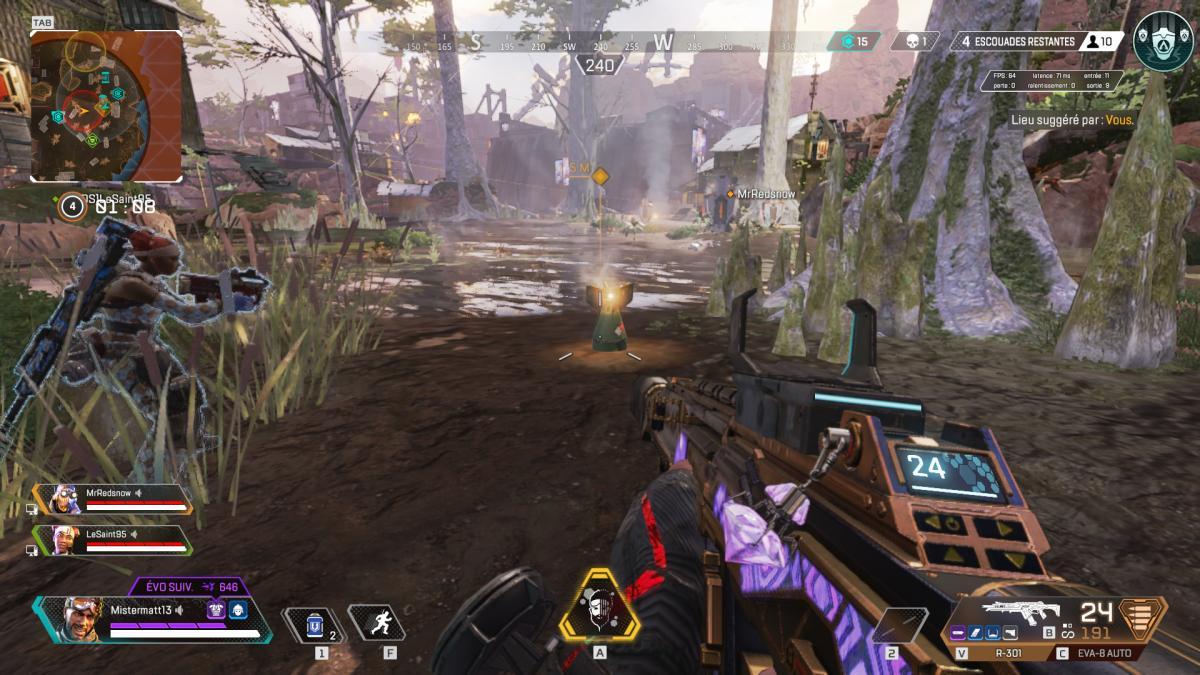 エーペックスレジェンズ:ゲーム内に謎のミサイル発見、シーズン8に登場する新レジェンドのアビリティか