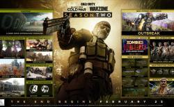 CoD:BOCW:「シーズン2」コンテンツ一挙公開、FARA 83など新武器6種 / 新モード